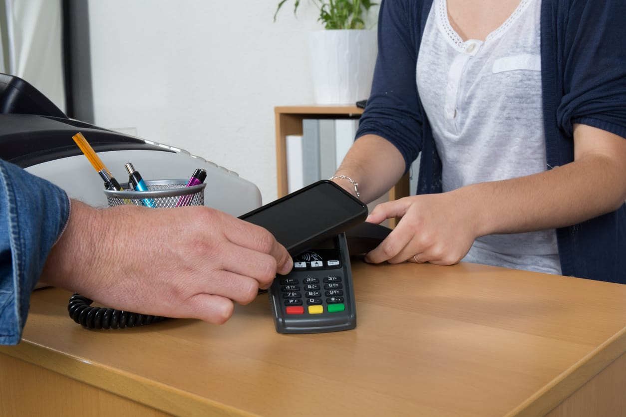 Are NFC transactions and instant payments secure?