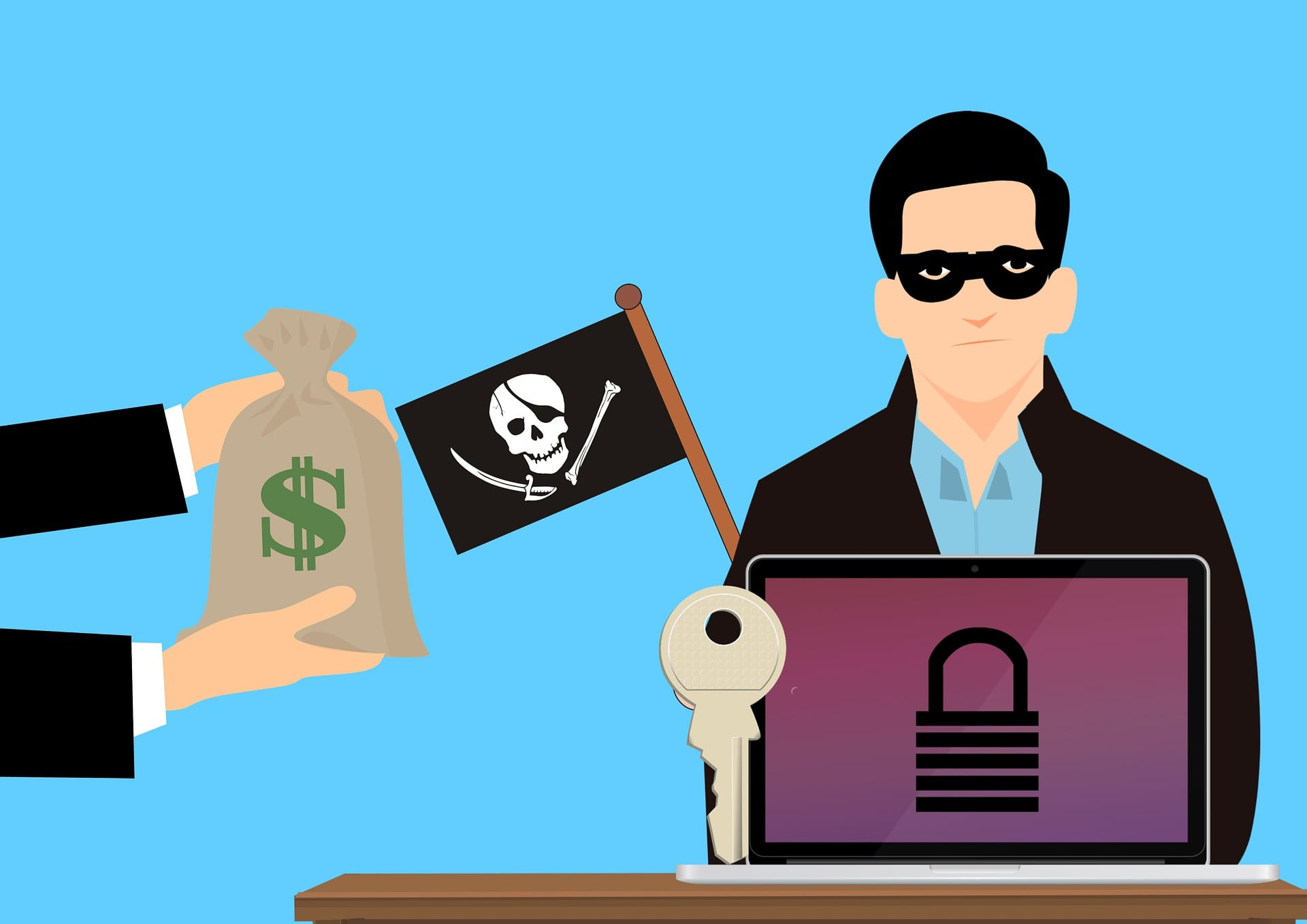 Ransomware attacks spike by 140%, 57% of organizations agree to pay