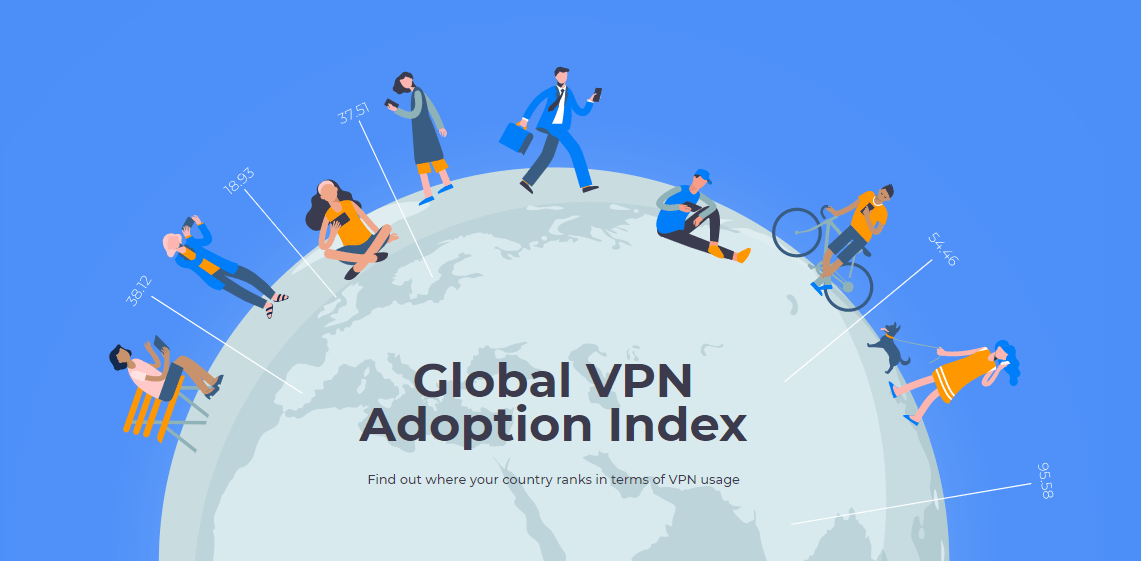 Global VPN downloads surge to 277 million in 2020, Arab countries lead